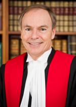 Mr. Justice Louis-Joseph Gouin's picture